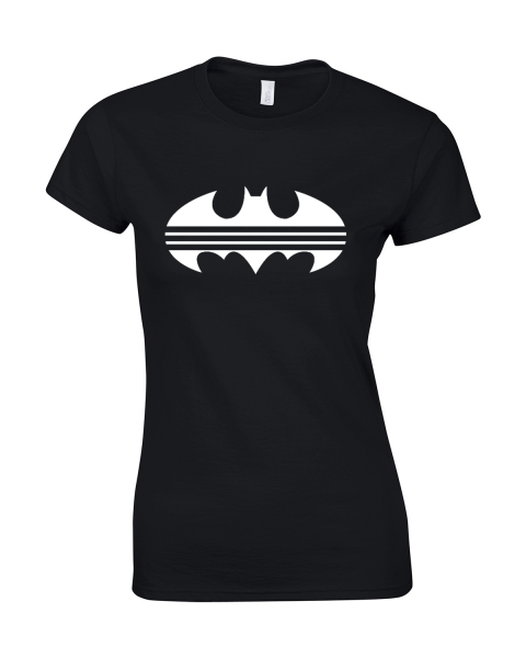 koszulka damska batdidas czarna