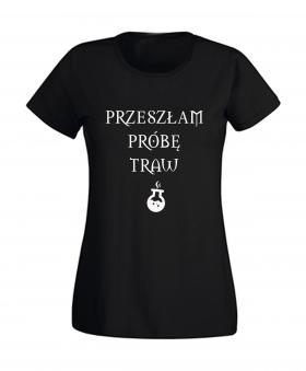 koszulka damska wiedźmin