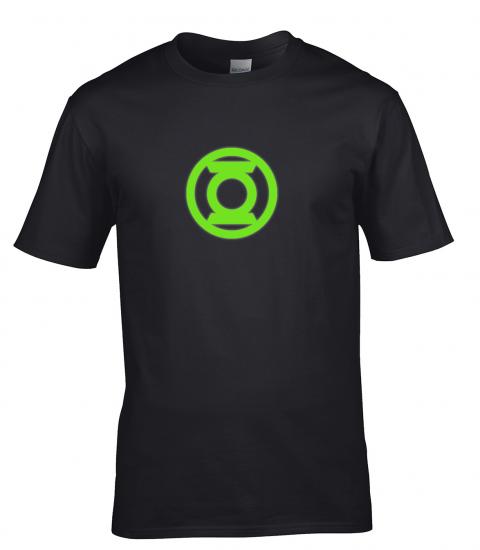 koszulka-meska-green-lantern-swiecaca-w-ciemnosci-w-nocy