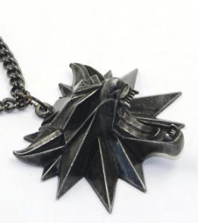 medalion naszyjnik wiedźmina