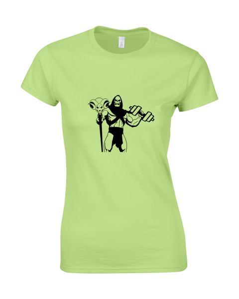 koszulka-damska-szkieletor-mietowy