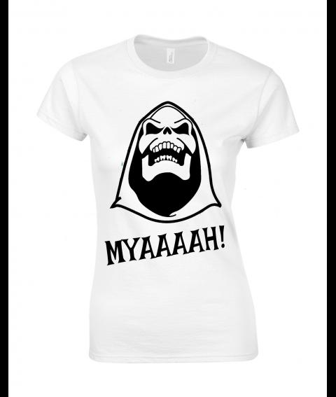 koszulka-damska-ze-szkieletorem-myah-biala