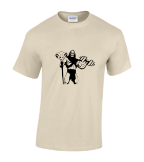 koszulka-meska-szkieletor-kremowy