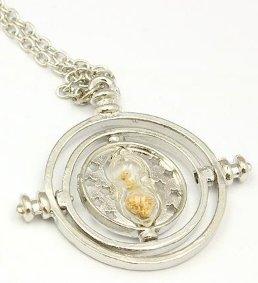 srebrny zmieniacz czasu hermiony