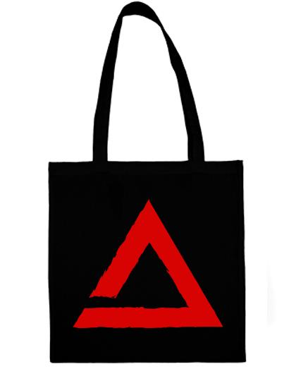 torba bawelniana znak wiedzmina igni