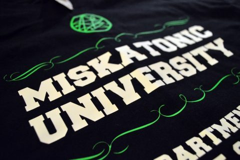 koszulki miskatonic university