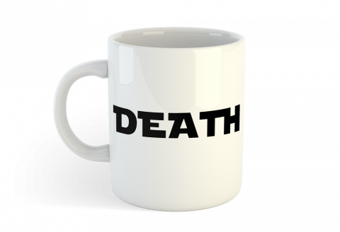 kubek death star tyl