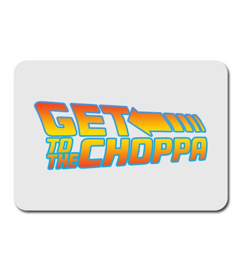 podkladka pod myszka get to the choppa kwadratowa