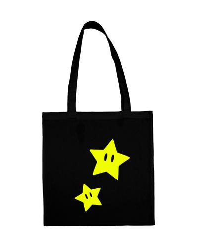 torba bawelniana mario gwiazdka star