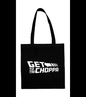 torba czarna get tho teh choppa