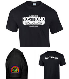 Koszulka meska nostromo