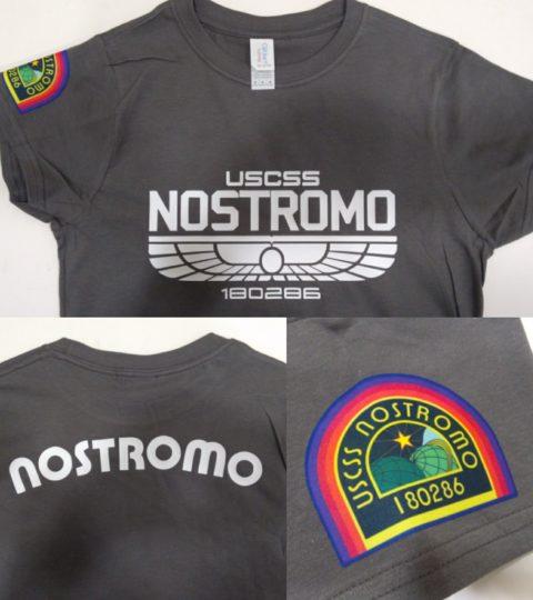nostromo koszulka alien