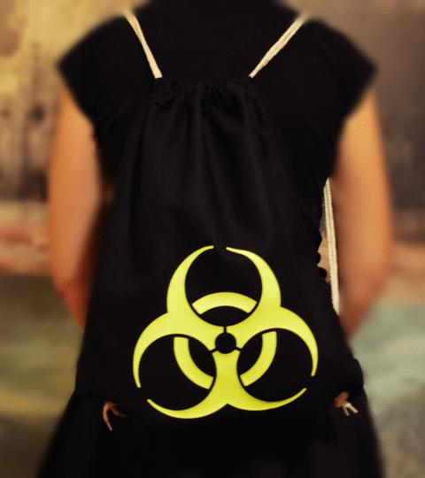 drawsting biohazard