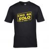 koszulka meska han solo gwiezdne wojny