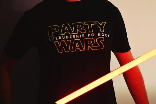 koszulka przebudzenie mocy