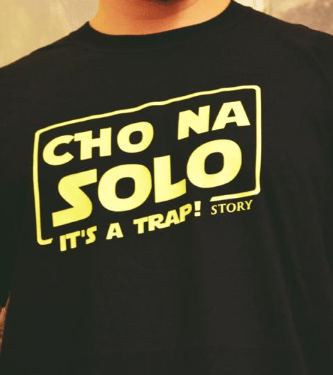 koszulki han solo