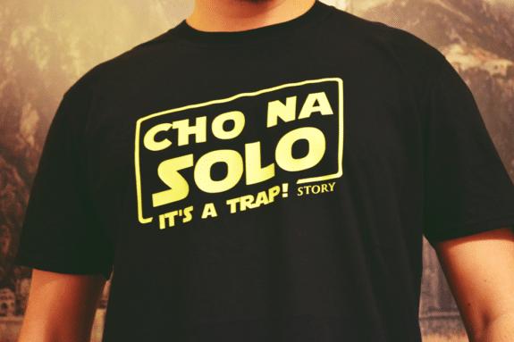koszulka han solo