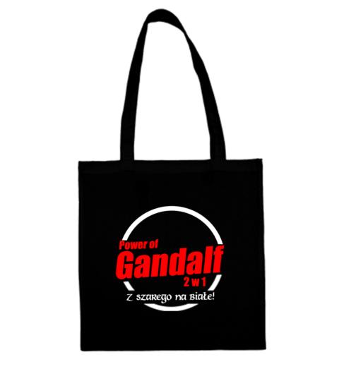 torba gandalf czarna