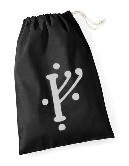 woreczek na kostki znak gandalfa