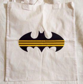 torba batman dwukolorowa